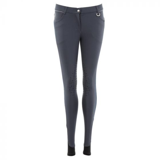 BR Riding breeches Megan ladies silicone knee patches
