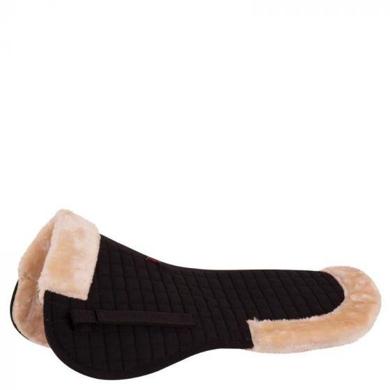 Premiere Saddle bridoon Artificial Fur
