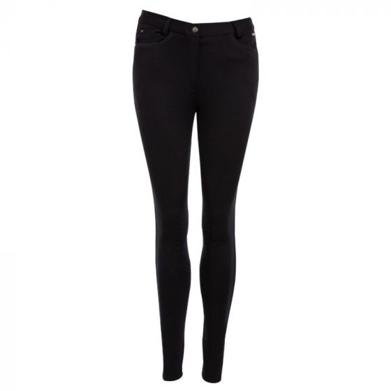Premiere Riding breeches Amaranth ladies silicone knee patches