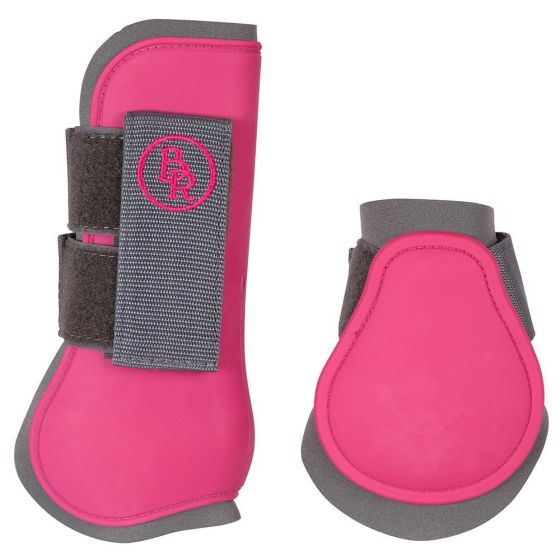 BR String & string BR Melange Excl. Set string protection. and fetlock riding boot straps