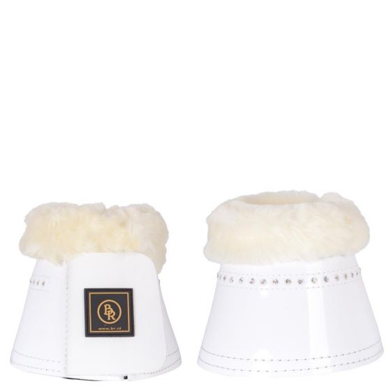 BR Bell Boots Glamor Lacquer Sheepskin