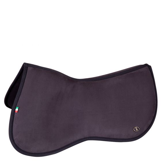 BR Saddle bridoon Memory with back riser