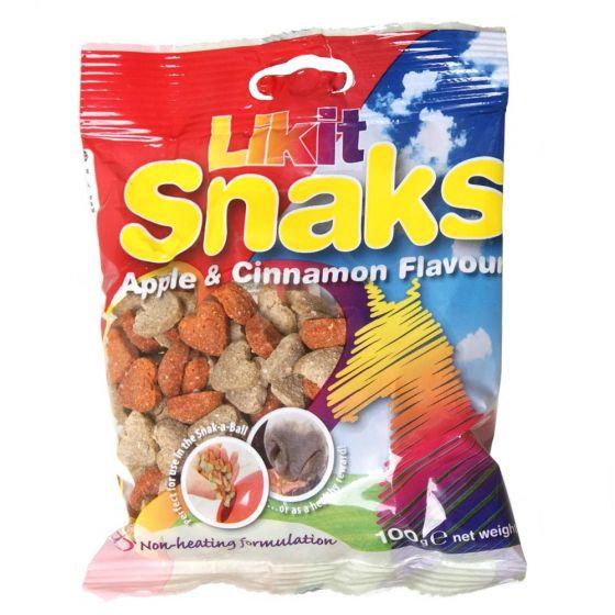 Likit Snaks Apple/Cinnamon 100 g