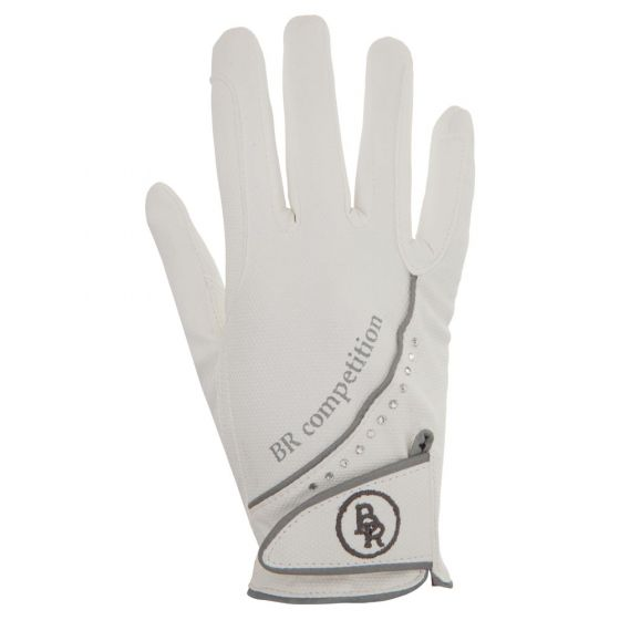 BR Riding gloves Torino synthetic leather