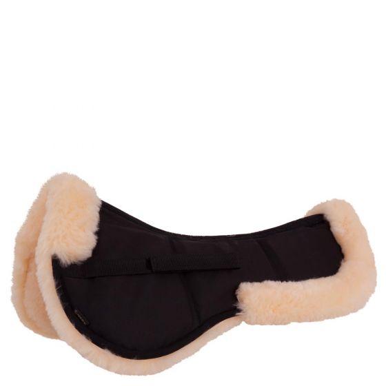 BR Saddle Pad Notch Sheepskin