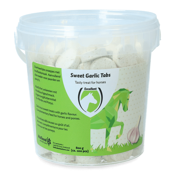 Excellent Sweet Tabs Garlic