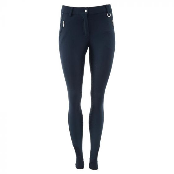BR Breeches Melody ladies AMT silicone seat zit