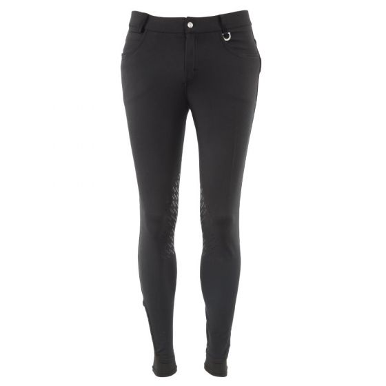 BR Riding Breeches Menzo men's silicone knee patches