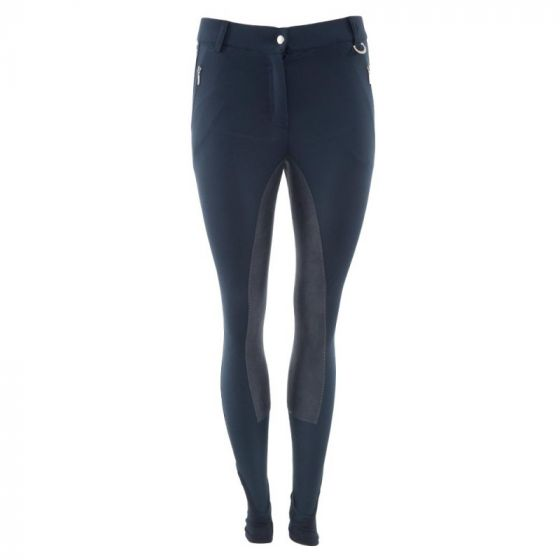 BR Riding breeches BR Melody ladies AMT microfiber seat