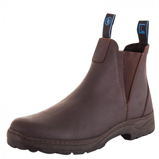 BR Stable shoe Comfort Line Sturdy with elastic