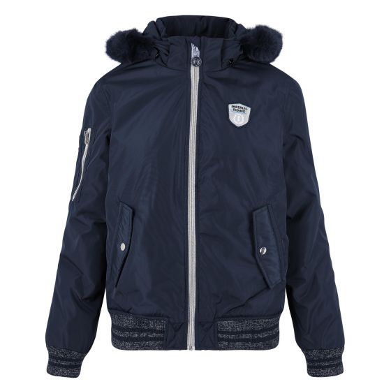 Imperial Riding Bomber jacket Funny Facts