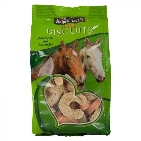 BR Animal Lovers Horse Treats Horseshoe 200 g