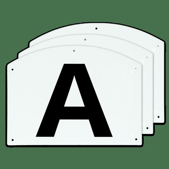 Vplast Show Jump letters