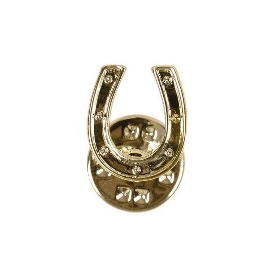 QHP Lapel pin Horseshoe