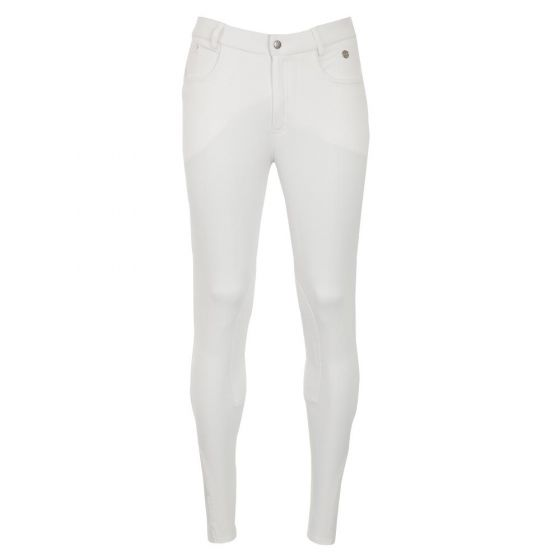 BR Riding breeches Leeds men's fabric knee patches