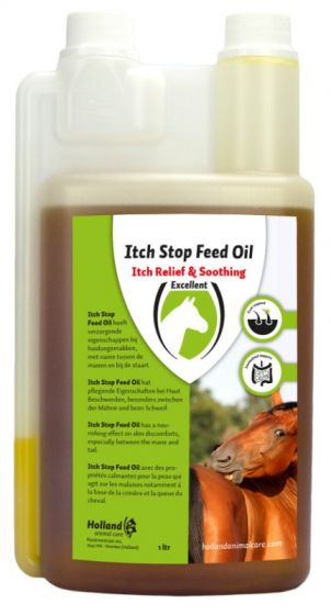 Hofman Itch Stop Feed Oil Horse