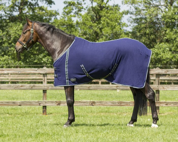 QHP Blanket fleece basic with girths