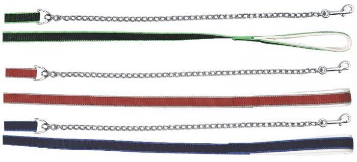 Hofman Produce line with chain musketon Blue