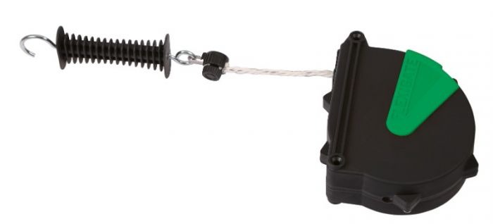 Hofman gate handle set 7,5 m cord