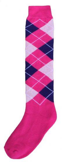Hofman Knee Socks RE 39/42 Pink