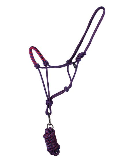 QHP Rope halter set
