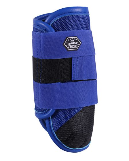 QHP Eventing riding boot straps forelegs technical