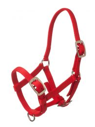 Harrys Horse Foal Halter Top Red