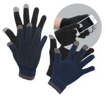 Hofman Riding Gloves Magic Touch Black