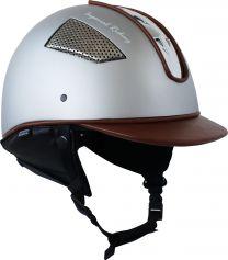 Imperial Riding Helmet Cambridge Silver
