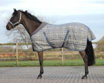 Blanket stole luxury 150 gr Castlerock 205
