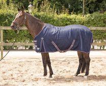 Harry's Horse Summersheet Cool&Dry honey navy 145cm