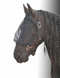 Harry's Horse Fly shield halter