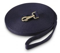 Sectolin Lunging line 8 m Dark blue