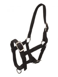 Harrys Horse Foal Halter Top Black