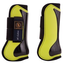 BR tendon boots Xcellence lime Full