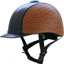 Imperial Riding Helmet Chester Ostrich