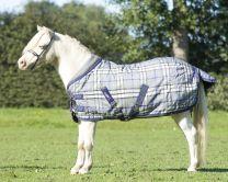 Blanket stole luxury falabella 200gr Castlerock 110