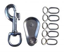 Harry's Horse Lunging rein kit aantal