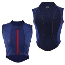 QHP Back protector Adult Navy