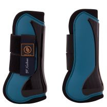BR tendon boots Xcellence blue Full