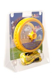 Likit Holder With Rope Yellow