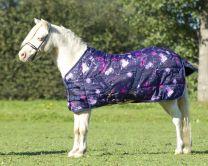 Blanket stole nylon falabella 200gr Universe 90