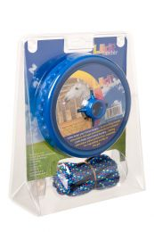 Likit Holder With Rope Blue