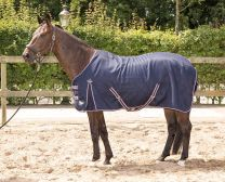 Harry's Horse Summersheet Cool&Dry honey navy 195cm