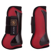 BR tendon boots Xcellence red Full
