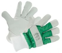 Hofman Working glove Thermo Green 10