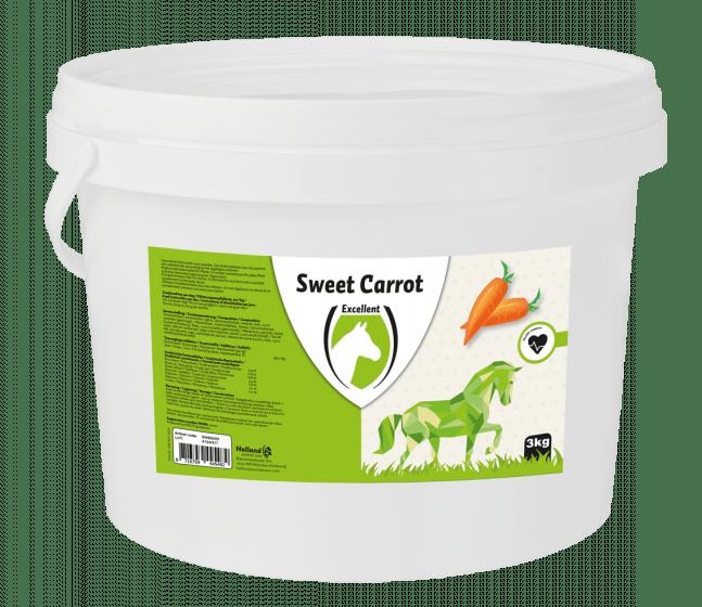 Excellent Sweet Carrot Blocks 3KG