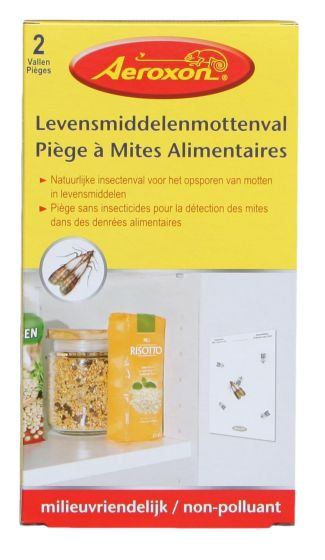 Hofman Aeroxon Foods moth trap