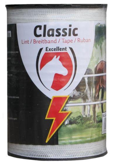 Hofman Ribbon Excellent Classic 200 m / 10 mm white
