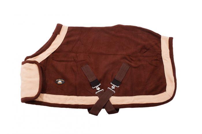 MHS Show Fleece Rug with Breast Flap